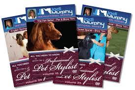 Gun Dog Show Trim DVD Series (<b>4 Volume</b> Set) — Jodi <b>Murphy</b> ...