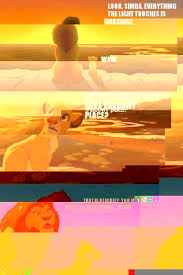 Lion King Shadowy Place memes | quickmeme via Relatably.com