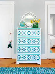 how to paint a geometric design on dresser tos diy ci susan teare_geometric dresser_s3x4 corporate bedroom homes sharp geometric decor
