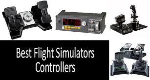 Best Controllers for <b>Flight Simulators</b>: Stick, Throttle, Pedals in 2019