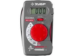 <b>Мультиметр МХ</b>-<b>600 цифровой Зубр</b> 59800, 59800 ...