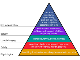 perspectives on motivation maslow s hierarchy of needs
