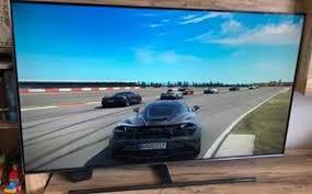 Тест FreeSync на большом экране с <b>QLED</b>-<b>телевизором</b> ...