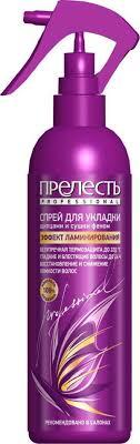 Купить <b>Спрей для укладки</b> волос «Прелесть» Professional ...