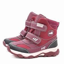 <b>Ботинки</b> зимние <b>Nordman Go</b> бордовые – купить за 2 990 руб ...