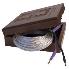 кабель акустический готовый analysis plus golden oval 8 ft 2 4 m