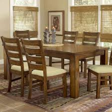 oak table chair awesome wood dining room