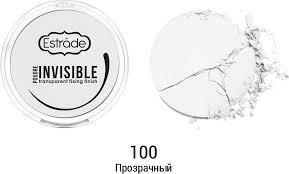 <b>Estrade Пудра Invisible</b>, тон 100, Прозрачный — купить в ...