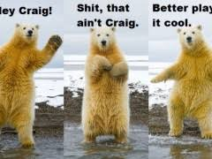 Hey Craig Polar Bear | WeKnowMemes via Relatably.com