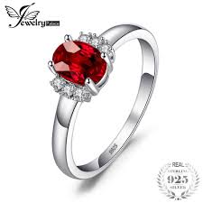 Detail Feedback Questions about <b>JewelryPalace 1.6ct Pure Red</b> ...