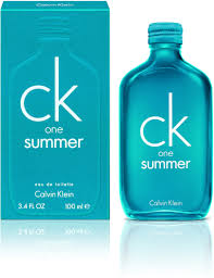 Calvin Klein <b>CK One Summer</b> EdT 100ml in duty-free at airport ...