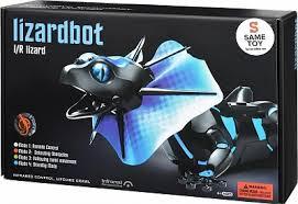 <b>Ящерица</b> на ИК управлении <b>LIZARDBOT</b> в коробке купить в ...