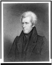 pursuing the presidency andrew jackson papers andrew jackson drawn from life and engraved by j b longacre prints photographs division library of congress washington d c lc usz62 117120