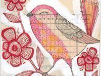 200 <b>Birds</b> and <b>flowers</b> illustration ideas in 2020 | illustration, <b>birds</b> ...