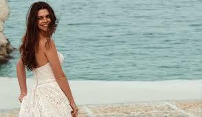 <b>Boho</b> Chic and Romantic Wedding Dresses | Lillian West