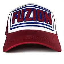 TyranT Fuzion Mesh Snapback Trucker Hat Structured <b>Curved Brim</b> ...