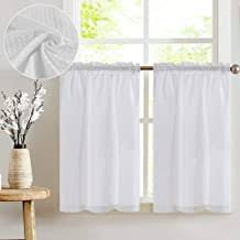 waterproof curtain for shower window - Amazon.com