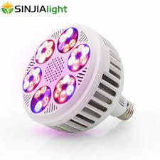 80W <b>E27 LED Grow</b> Light 800Leds Plant Growth Lamp SMD3528 ...