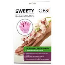 «<b>перчатки</b> GESS Sweety <b>Перчатки увлажняющие гелевые</b> ...