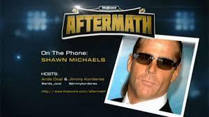 WWE Hall of Famer Shawn Michaels talks about tonight's HBK ...