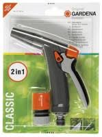 GARDENA Classic Adjustable <b>Spray Gun</b> Nozzle 8116-24 – купить ...