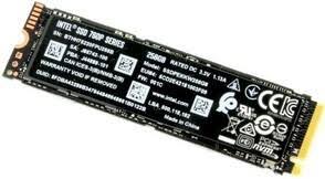 Внутренний <b>SSD Intel</b> 256GB SSDPEKKW256G8XT: цена, фото ...