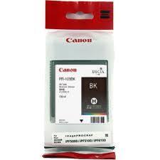 <b>Black Canon PFI</b>-<b>103BK</b> Ink Tank Cartridges <b>130ML</b> -Genuine