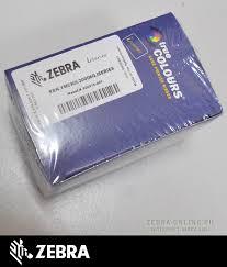 800015-440 <b>Лента</b> ymcko красящая <b>Zebra</b>, 200 отпечатков