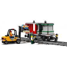 <b>Конструктор LEGO City Trains</b> Товарный поезд (1002026543 ...