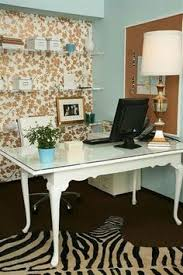 offices home office and farmhouse on pinterest chic vintage home office desk cute