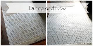 Hexagon Tile Floor Patterns Update On The Hex Tile Floor Decor Adventures