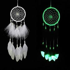 Gaddrt 15.7in Handmade <b>Dream Catcher</b> Feathers <b>Owl Wall</b> Car ...