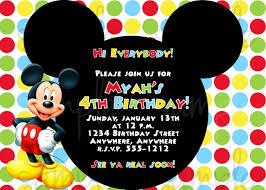 mickey mouse birthday invitations templates amazing minnie mouse birthday invitations red and black
