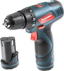 <b>Дрель</b>-шуруповерт <b>Hammer ACD 120 GLi</b> PREMIUM купить в ...