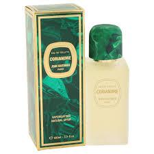 <b>Jean Couturier CORIANDRE</b> Eau De Toilette Spray for Women 3.4 oz
