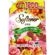 <b>Кондиционер</b> для белья <b>Nihon Detergent Sweet</b> Floral со сладким ...