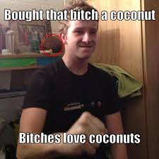 Bitches Love Coconuts | Mission Accomplished Kid | Know Your Meme via Relatably.com