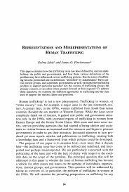 trafficking essay human trafficking essay