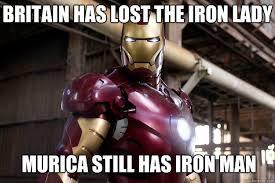 Iron Man memes | quickmeme via Relatably.com