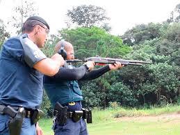 Treinamento de tiro: Guarda Municipal de Jundiaí