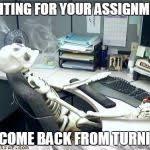 Skeleton Meme Generator - Imgflip via Relatably.com