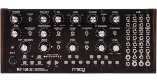<b>Moog Mother</b>-<b>32</b> Рэковый <b>синтезатор</b> / Тон-генератор: купить в ...