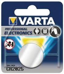 <b>Батарейка Varta Electronics</b> CR 2025
