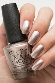 OPI Starlight HRG47 Press * for Silver | <b>Ногти</b> цвета <b>металлик</b> ...