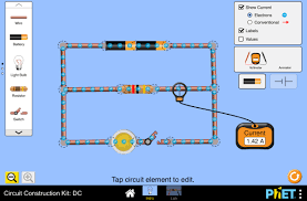 <b>Circuit</b> Construction Kit: DC