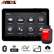 <b>Ancel x6 OBD2</b> Scanner Full System Diagnostic Scan Tool Clear ...