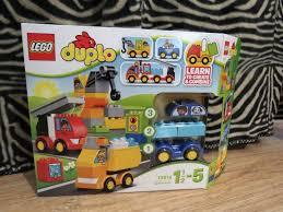 Обзор на <b>Конструктор LEGO</b>® DUPLO® 10816 Мои <b>первые</b> ...
