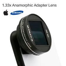 Kapkur 1.33X Anamorphic <b>объектив</b> для iPhone Xs Max X Huawei ...