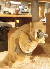 The original build of my wooden <b>scroll</b> saw had considerable ...