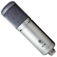 Купить <b>Микрофон Recording Tools</b> MC-700 серебристый по ...